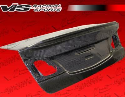 VIS Racing - Honda Civic VIS Racing Demon Carbon Fiber Trunk - 06HDCVC4DJDEM-020C