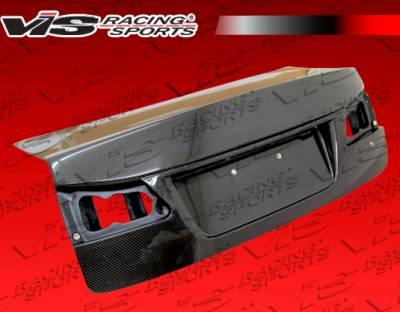 VIS Racing - Lexus GS VIS Racing OEM Carbon Fiber Trunk - 06LXGS34DOE-020C