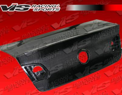 VIS Racing - Volkswagen Passat VIS Racing OEM Carbon Fiber Trunk - 06VWPAS4DOE-020C