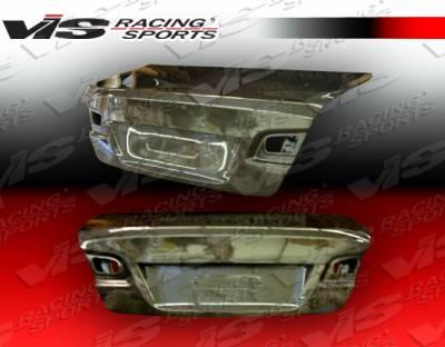 VIS Racing - BMW 3 Series 2DR VIS Racing OEM Carbon Fiber Trunk - 07BME922DOE-020C