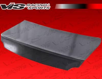 VIS Racing - Nissan Skyline VIS Racing K2 Carbon Fiber Trunk - 09NSR352DK2-020C