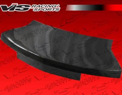 VIS Racing - Chevrolet Camaro VIS Racing OEM Carbon Fiber Trunk - 10CHCAM2DOE-020C