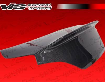 VIS Racing. - Hyundai Genesis VIS Racing Demon Carbon Fiber Trunk - 10HYGEN2DDEM-020C