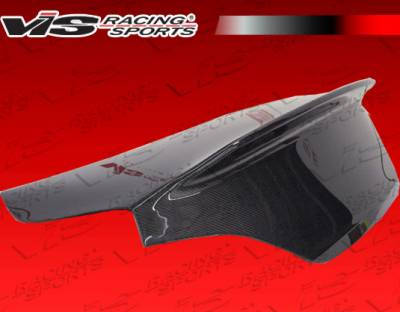 VIS Racing - Hyundai Genesis VIS Racing Demon Carbon Fiber Trunk - 10HYGEN2DKDEM-020C