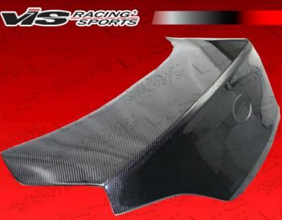 VIS Racing - Hyundai Genesis VIS Racing OEM Carbon Fiber Trunk - 10HYGEN2DOE-020C
