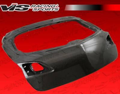 VIS Racing - Mazda 3 4DR HB VIS Racing OEM Carbon Fiber Trunk - 10MZ3HBOE-020C