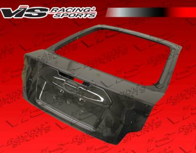 VIS Racing - Scion tC VIS Racing OEM Carbon Fiber Hatch - 11SNTC2DOE-020C
