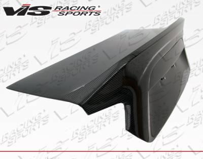 VIS Racing - Scion FRS VIS Racing AMS Style Carbon Fiber Trunk - 13SNFRS2DAMS-020C