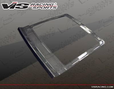 VIS Racing - Nissan 300Z VIS Racing OEM Style Carbon Fiber Hatch - 87NS3002DOE-020C