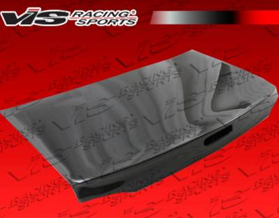 VIS Racing - Mazda Miata VIS Racing OEM Carbon Fiber Trunk - 90MZMX52DOE-020C