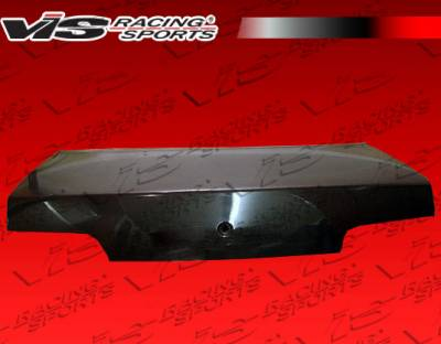 VIS Racing - Nissan Skyline VIS Racing OEM Carbon Fiber Trunk - 90NSR322DOE-020C