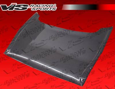 VIS Racing - Acura NSX VIS Racing OEM Carbon Fiber Trunk - 91ACNSX2DOE-020C