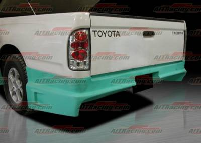 AIT Racing - Toyota Tacoma AIT Racing Drift Style Rear Bumper - TTA95HIDFSRB