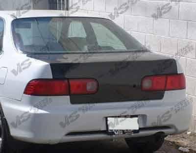 VIS Racing - Acura Integra 4DR VIS Racing OEM Carbon Fiber Trunk - 94ACINT4DOE-020C