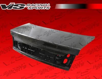 VIS Racing - Honda Accord 2DR & 4DR VIS Racing OEM Carbon Fiber Trunk - 96HDACC2DOE-020C