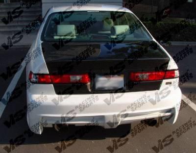 VIS Racing - Toyota Camry VIS Racing OEM Carbon Fiber Trunk - 97TYCAM4DOE-020C