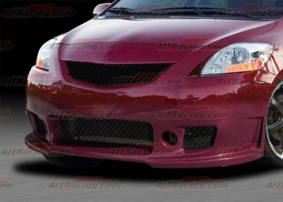 AIT Racing - Toyota Yaris AIT Racing Zen Style Front Bumper - TY07HIZENFB4