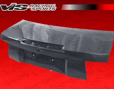 VIS Racing - Ford Mustang VIS Racing OEM Carbon Fiber Trunk - 99FDMUS2DOE-020C