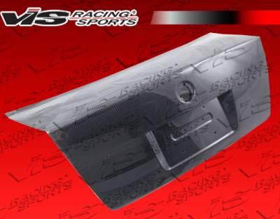VIS Racing - Volkswagen Jetta VIS Racing OEM Carbon Fiber Trunk - 99VWJET4DOE-020C