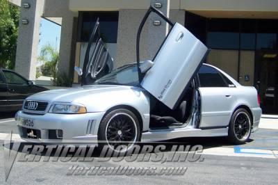 Vertical Doors Inc - Audi A4 Vertical Doors Inc Vertical Lambo Door Kit - VDCAA9401