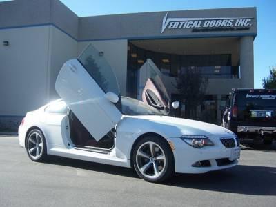 Vertical Doors Inc - BMW 6 Series Vertical Doors Inc Vertical Lambo Door Kit - VDCB60310