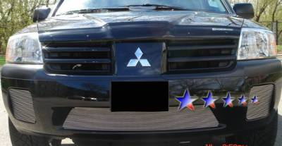 APS - Mitsubishi Endeavor APS Billet Grille - Bumper - Aluminum - U67204A