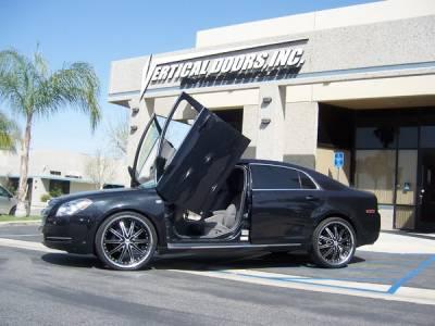 Vertical Doors Inc - Chevrolet Malibu Vertical Doors Inc Vertical Lambo Door Kit - VDCCHEVYMALIBU0810