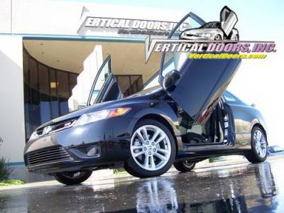 Vertical Doors Inc - Honda Accord 4DR Vertical Doors Inc Vertical Lambo Door Kit - VDCHA94974D