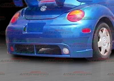 AIT Racing - Volkswagen Beetle AIT Racing BCN-1 Style Rear Bumper - VWB98HIBCN1RB