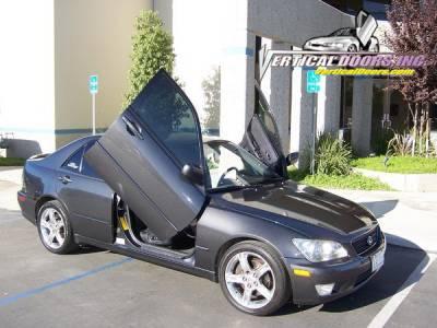 Vertical Doors Inc - Lexus IS Vertical Doors Inc Vertical Lambo Door Kit - VDCLEXIS05
