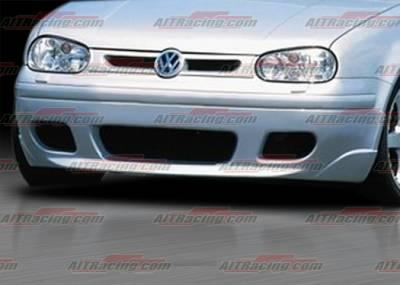 AIT Racing - Volkswagen Golf AIT Racing Corsa Style Front Bumper - VWG98HICORFB