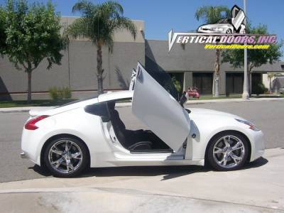 Vertical Doors Inc - Nissan Sentra Vertical Doors Inc Vertical Lambo Door Kit - VDCNS0006