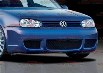 AIT Racing - Volkswagen Golf AIT Racing R32 Style Front Bumper - VWG99HIR32FB