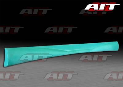 AIT Racing - Volkswagen Jetta AIT GTR Style Side Skirts - VWJ93HIGTRSS