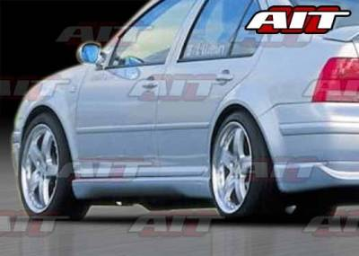 AIT Racing - Volkswagen Jetta AIT Corsa Style Side Skirts - VWJ99HICORSS