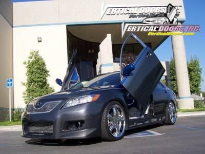 Vertical Doors Inc - Toyota Camry Vertical Doors Inc Vertical Lambo Door Kit - VDCTC0710