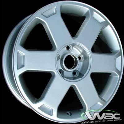 Wac - 17 Inch B5 - 4 Wheel Set