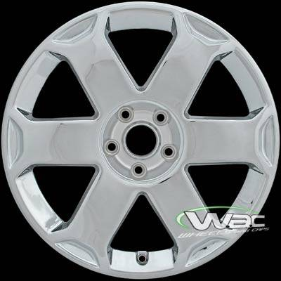 Wac - 18 S4 Style- 4 Wheel Set