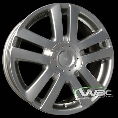 Wac - 17 Inch - MK - 4 Wheel Set