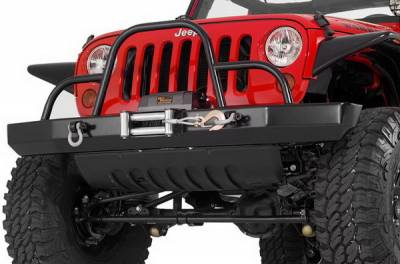 Warrior - Jeep Cherokee Warrior Rock Crawler with Winch Mount - 564