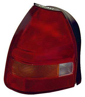 Custom - Replacement Tail Lights - Driver Side