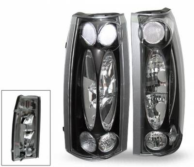 4CarOption - Chevrolet C10 4CarOption Altezza Taillights - XT-TLBK-C108898-6