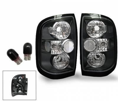 4CarOption - Nissan Pathfinder 4CarOption Altezza Taillights - XT-TLBK-PTFR9698-6