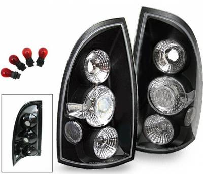 4CarOption - Toyota Tacoma 4CarOption Altezza Taillights - XT-TLBK-TCM0506-6
