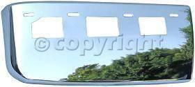 Custom - FRONT BUMPER END LH (DRIVER SIDE)
