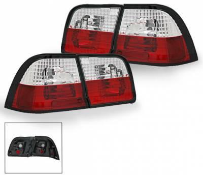 4CarOption - Nissan Maxima 4CarOption Taillights - XT-TLR-MAX95964-6