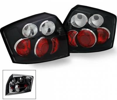 4CarOption - Audi A4 4CarOption Altezza Taillights - XT-TLZ-A40104BK-6