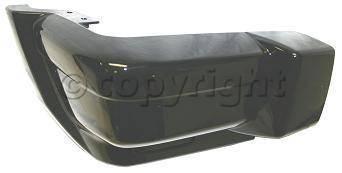 Custom - FRONT BUMPER END RH (PASSENGER SIDE)