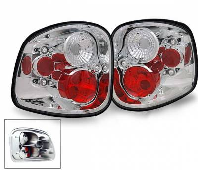 4CarOption - Ford F150 4CarOption Altezza Taillights - XT-TLZ-F1500103F2-6