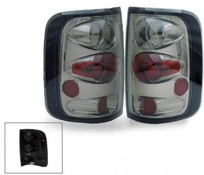 4CarOption - Ford F150 4CarOption Altezza Taillights - XT-TLZ-F1500304FESM